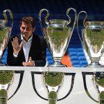بیشترین بازی لیگ قهرمانان اروپا / ایکر کاسیاس / رئال مادرید