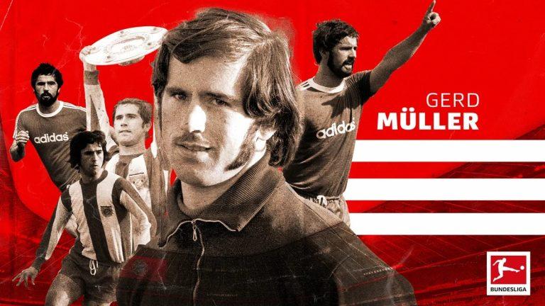 بهترین گلزنان تاریخ بوندسلیگا